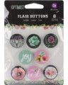BUTTON 8SZT - FLAIR BUTTONS OPTIMIST 572402 PRIMA
