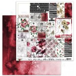 Papier 30x30 Red is bad page 7/Diary Aga Baraniak