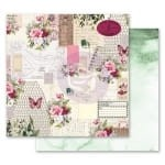 Papier 30x30 - Misty Rose - Scented Love Letters - 849269 PRIMA