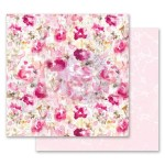 Papier 30x30 - Misty Rose - Scattered Dreams - 849283 PRIMA