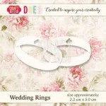 WYKROJNIK CRAFT&YOU CW020 WEDDING RINGS
