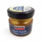 PASTA WOSKOWA WAX PASTE ZŁOTY METALIC 20ML PENTART