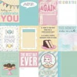 KARTY JOURNALING 24SZT The sweet life MF GNJA006